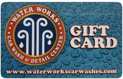 Water Works Gift Card